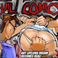 'Visit 'Evil Comics''