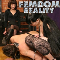 Join Femdom Reality