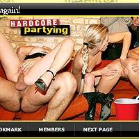 'Visit 'Hardcore Partying''