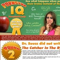 'Visit 'Pornstar IQ''