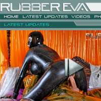 'Visit 'Rubber Eva''
