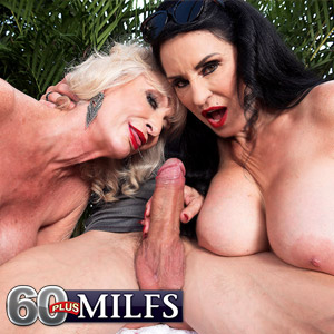 Join 60 Plus MILFs