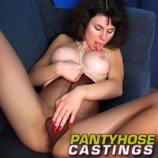 'Visit 'Pantyhose Castings''