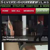 'Visit 'Severe Society Films Mobile''