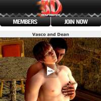 Join 3D Boyfriends Mobile