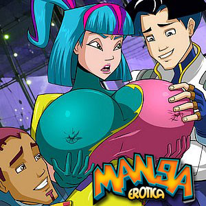'Visit 'Manga Erotica''