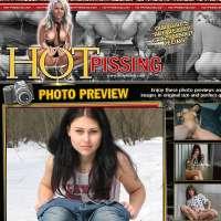 'Visit 'Hot Pissing''