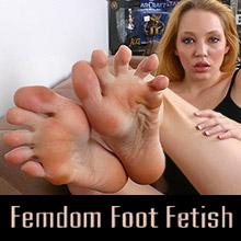 Join Femdom Foot Fetish