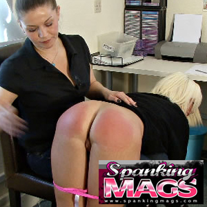 Join Spanking Mags