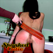 Join Spanked Cutie