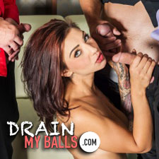 'Visit 'Drain My Balls''