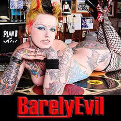 'Visit 'Barely Evil''