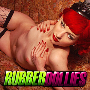 'Visit 'Rubber Dollies''