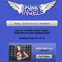 'Visit 'Spunky Angels Mobile''