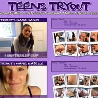 'Visit 'Teens Tryout''