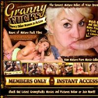 'Visit 'Granny Fucks''