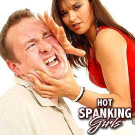 Visit Hot Spanking Girls