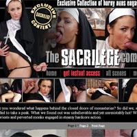 'Visit 'The Sacrilege''
