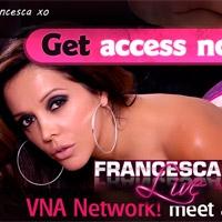 Join Francesca Live