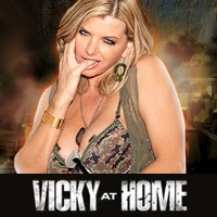 Join Vicky At Home