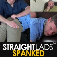 'Visit 'Straight Lads Spanked''