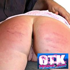 'Visit 'OTK Spank''