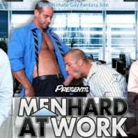 Join Men Hard At Work