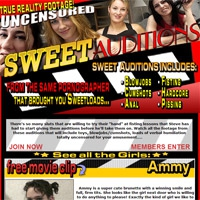 'Visit 'Sweet Auditions''