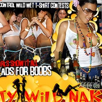 'Visit 'Party Wild Naked''