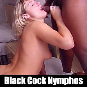 'Visit 'Black Cock Nymphos''