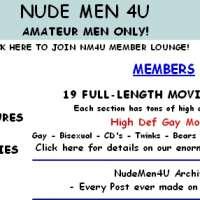 Join Nude Men 4 U