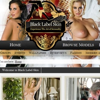 'Visit 'Black Label Skin''