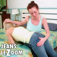 Join Jeans Lezdom