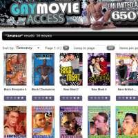 'Visit 'Gay Movie Access''