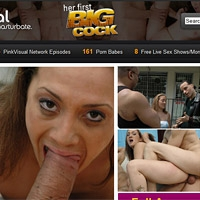 Her First Big Cock
