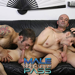 Join Male Spectrum Pass