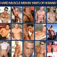 Join Muscle Men XXX