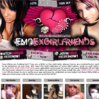 'Visit 'Emo Ex Girlfriends''