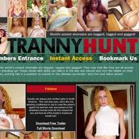 'Visit 'Tranny Hunt''