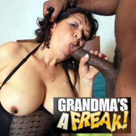 Join Grandmas A Freak