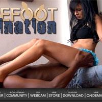 'Visit 'Barefoot Domination''