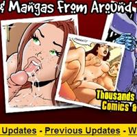 'Visit 'Adult Comics Club''