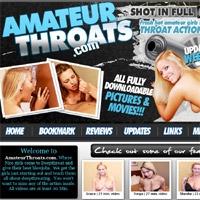 'Visit 'Amateur Throats''