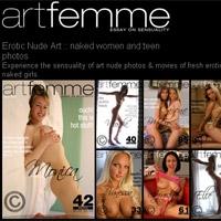 'Visit 'Art Femme''