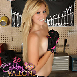 Join Ashley Vallone