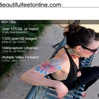 'Visit 'Beautiful Feet Online''