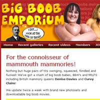 'Visit 'Big Boob Emporium''