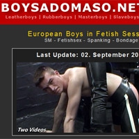 'Visit 'Boy Sado Maso''