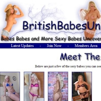 'Visit 'British Babes Uncovered''
