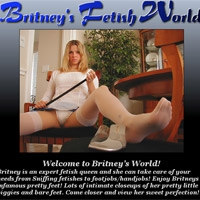 Join Britneys Fetish World
